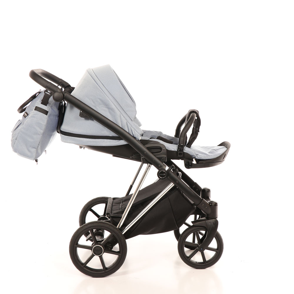 Barnvagn Jumper V 4 sittvagn