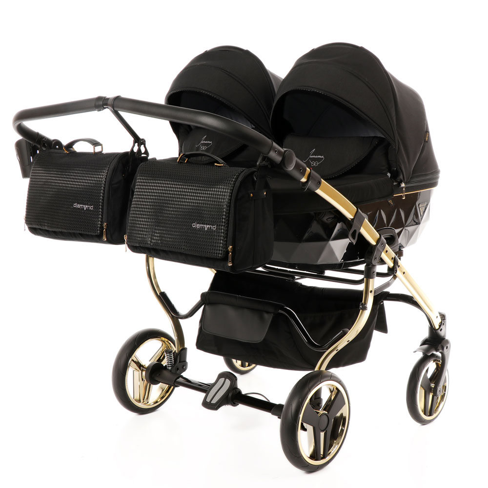 Junama Diamond S Twin - Black