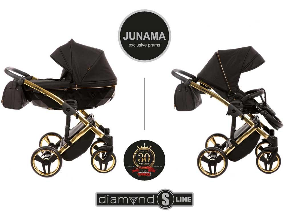 Junama Diamond S Line - Gold - 1