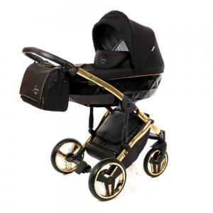 Junama Diamond sline - Gold barnvagn