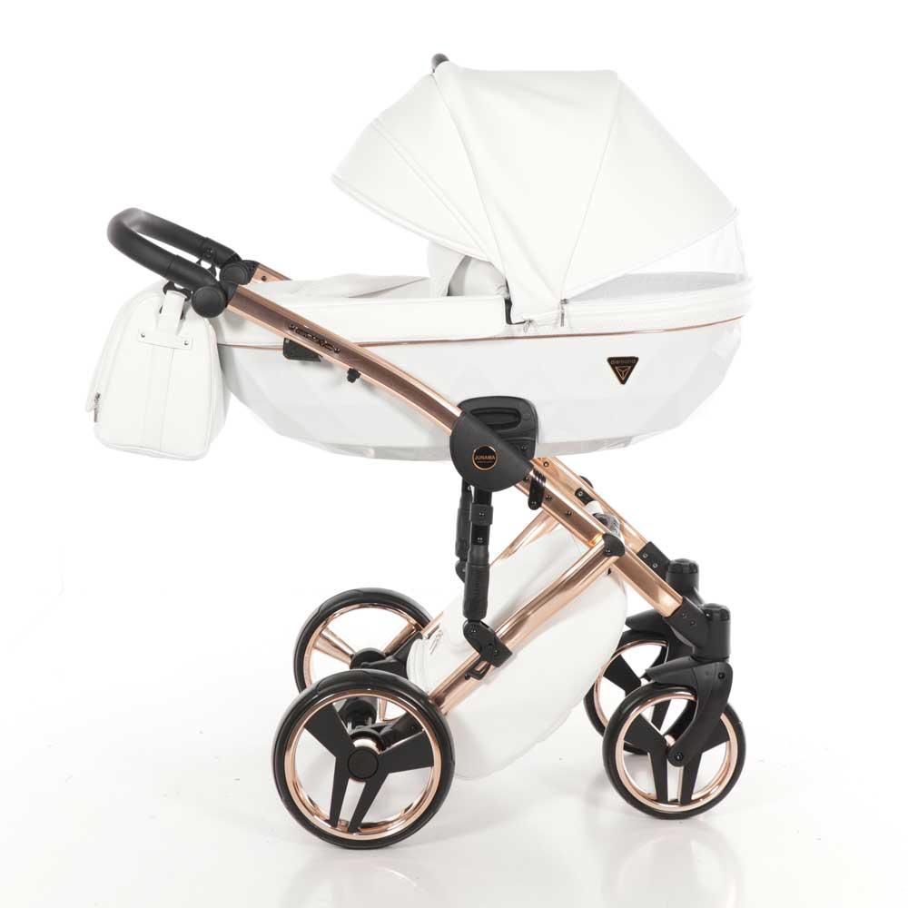 Junama Individual barnvagn 06-02
