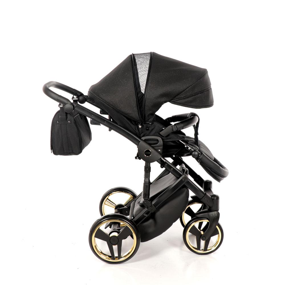 Junama Mirror Gold barnvagn