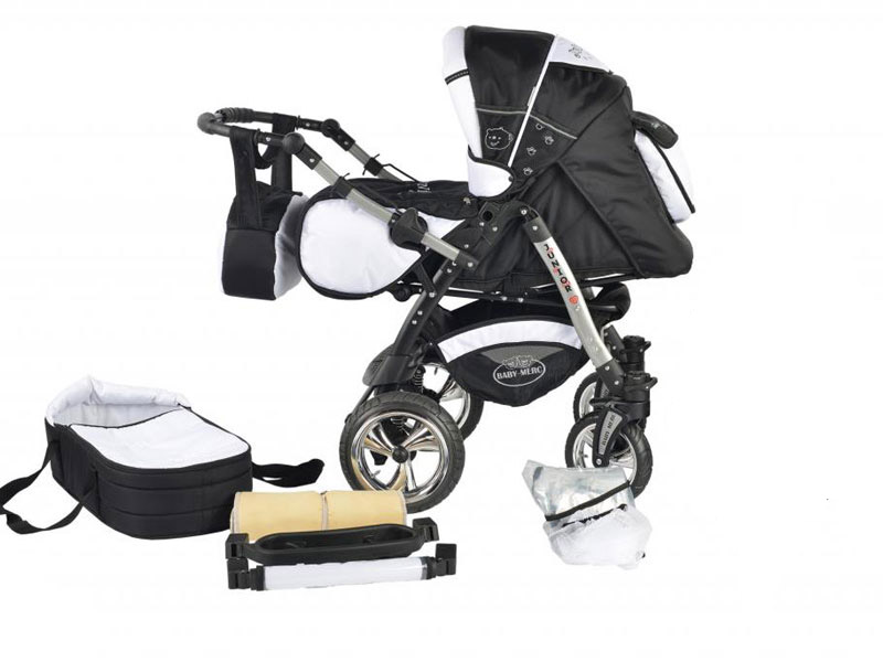 ​Junior Twist 2 in 1 Barnvagn