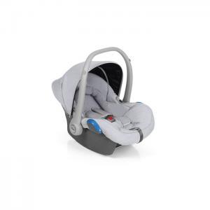 Babyskydd Kite Silver Grey