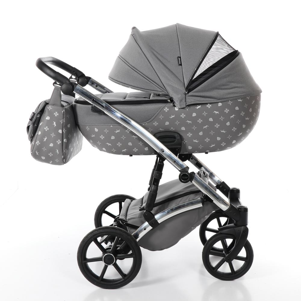 Laret imperial barnvagn