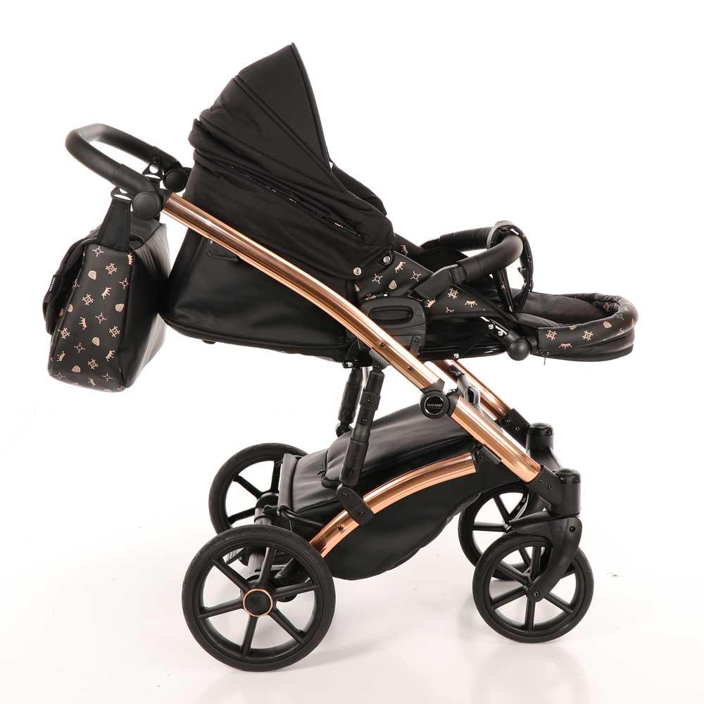 laret imperial 04 barnvagn