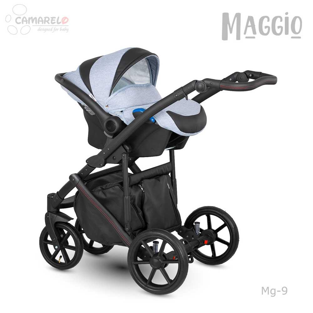 Maggio Duo Eco babyskydd - MG09