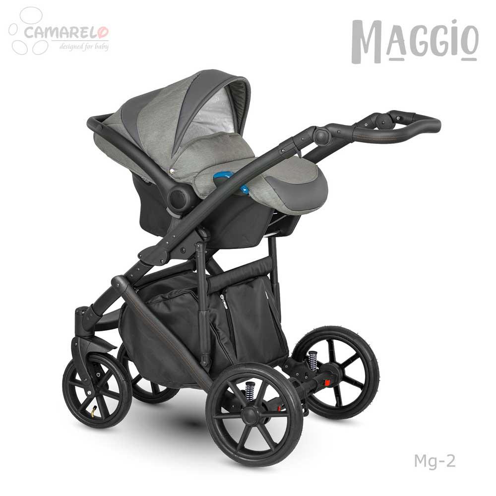 Maggio Duo Eco babyskydd - MG02