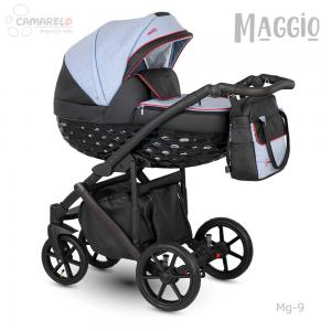 Maggio Duo Eco barnvagn - MG09