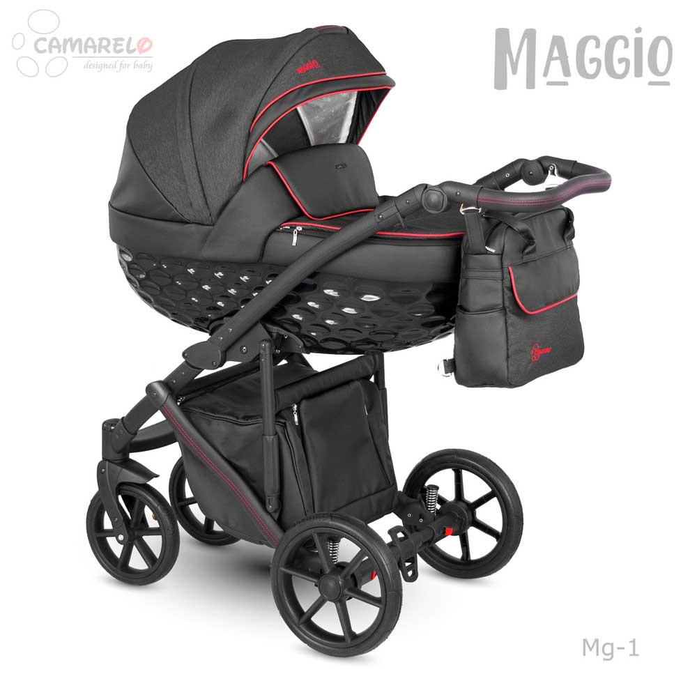 Maggio Duo Barnvagn Mg01a