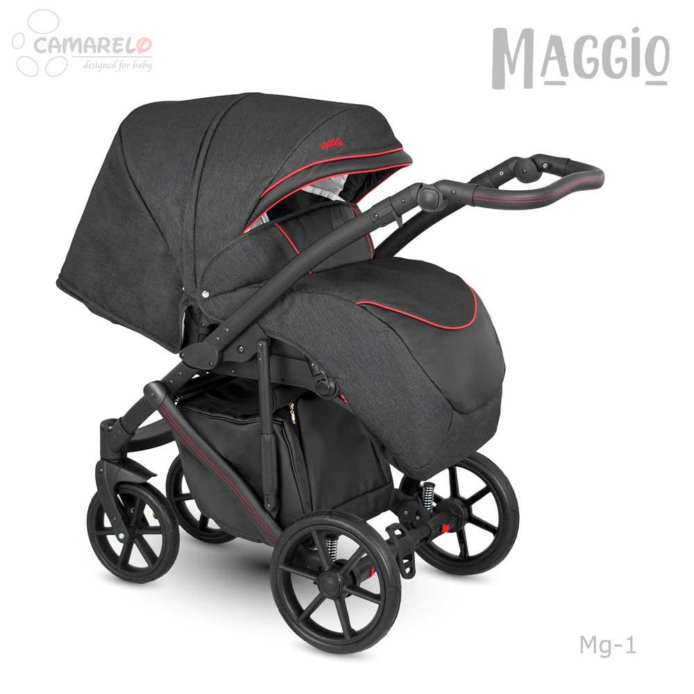 Maggio Duo Barnvagn Mg01b