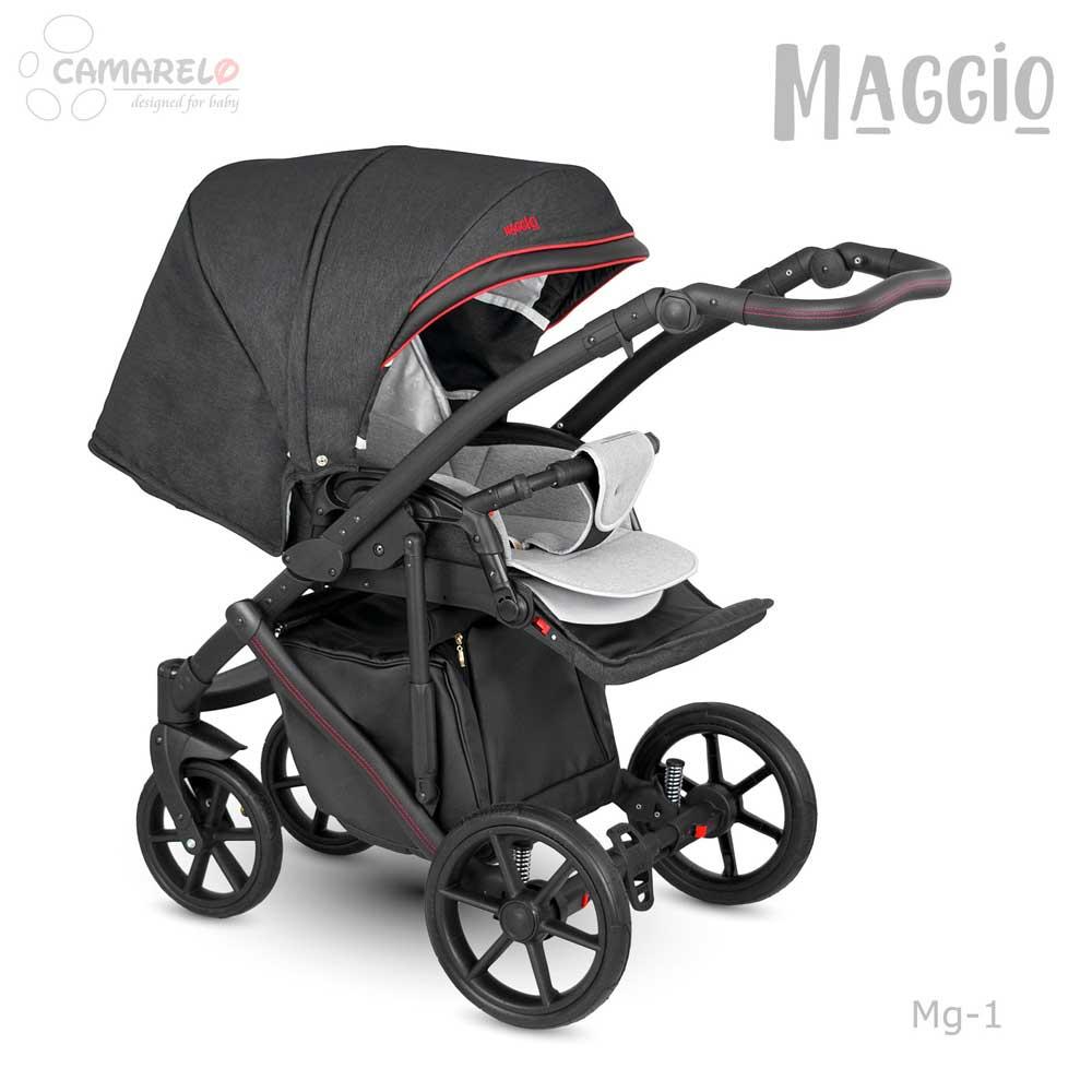 Maggio Duo Barnvagn Mg01c