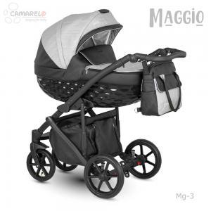 Maggio Duo Barnvagn Mg03a