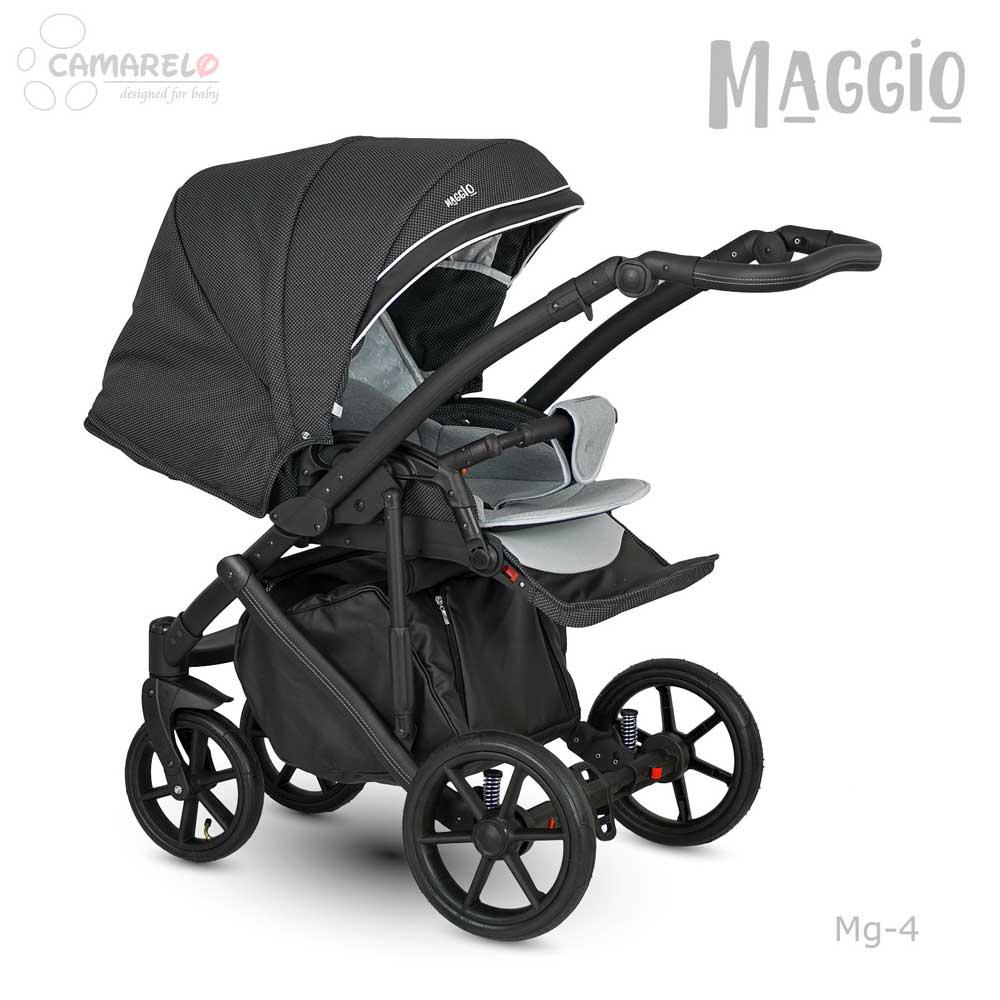 Maggio Duo Barnvagn Mg04c