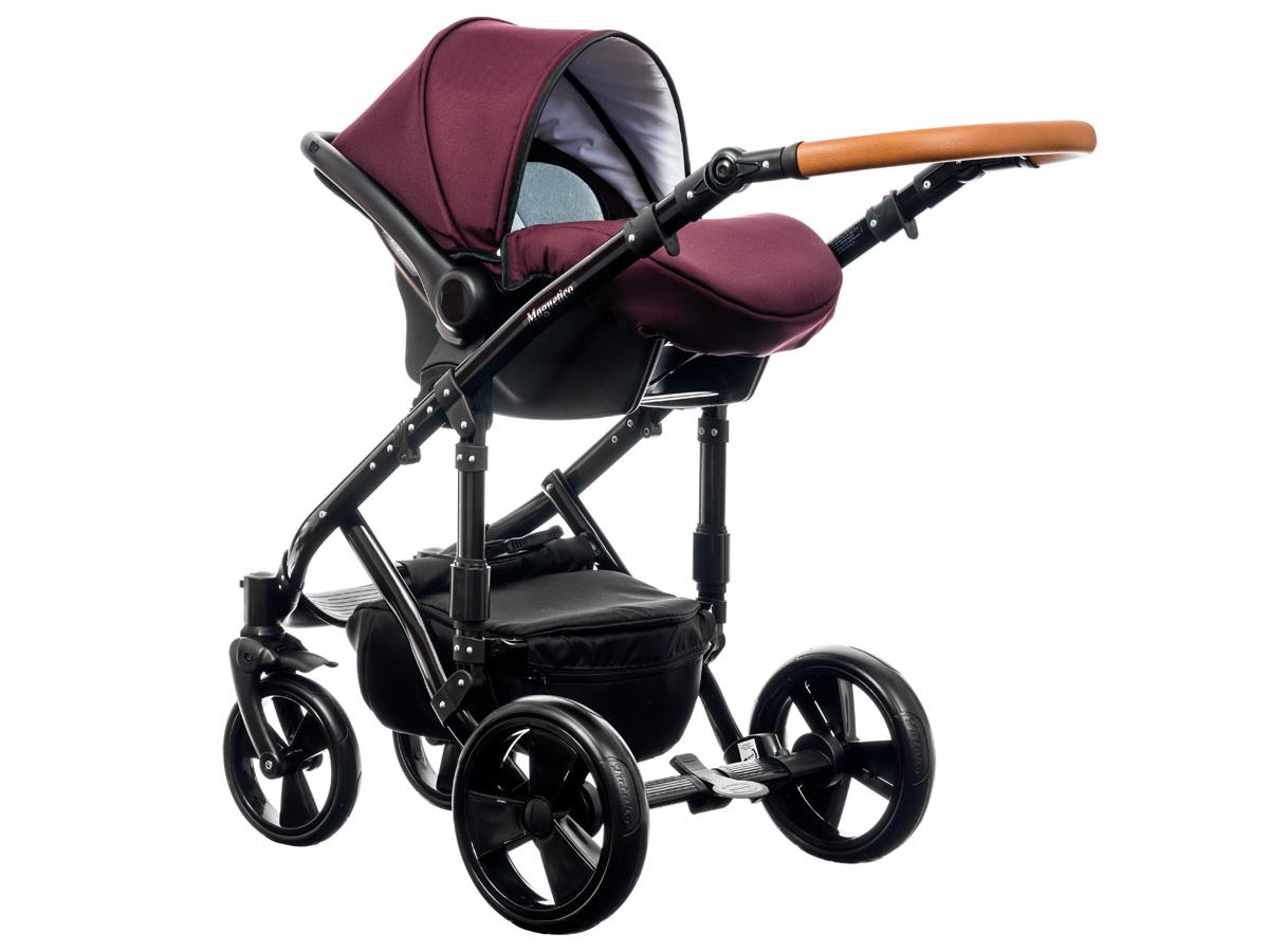 Magnetico Duo barnvagn
