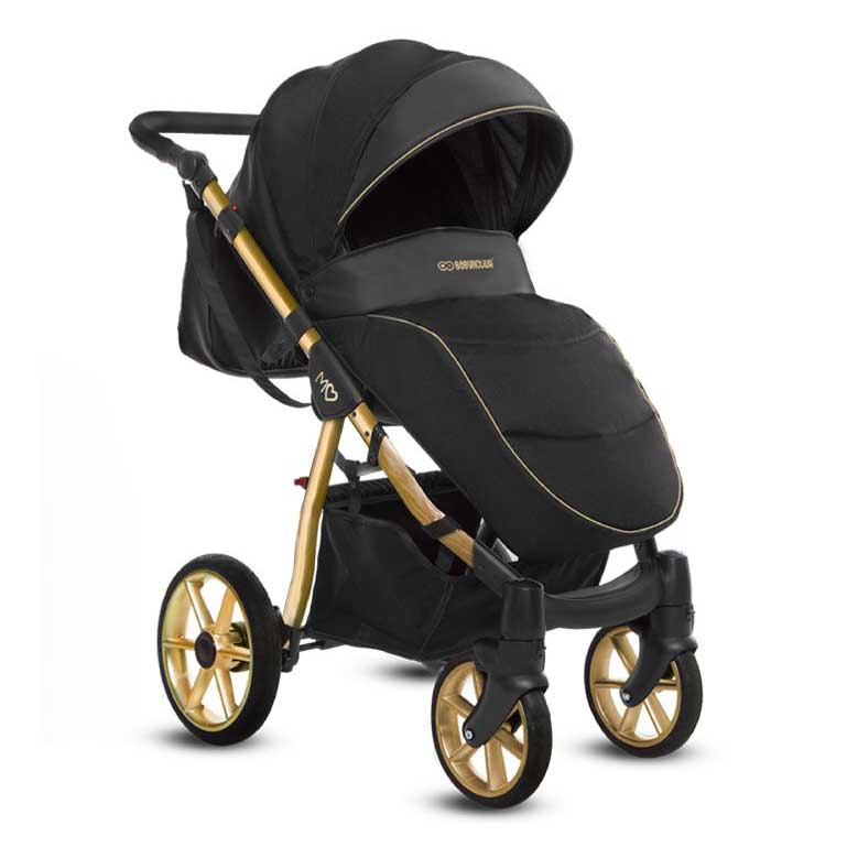Mommy Glossy barnvagn 01-1