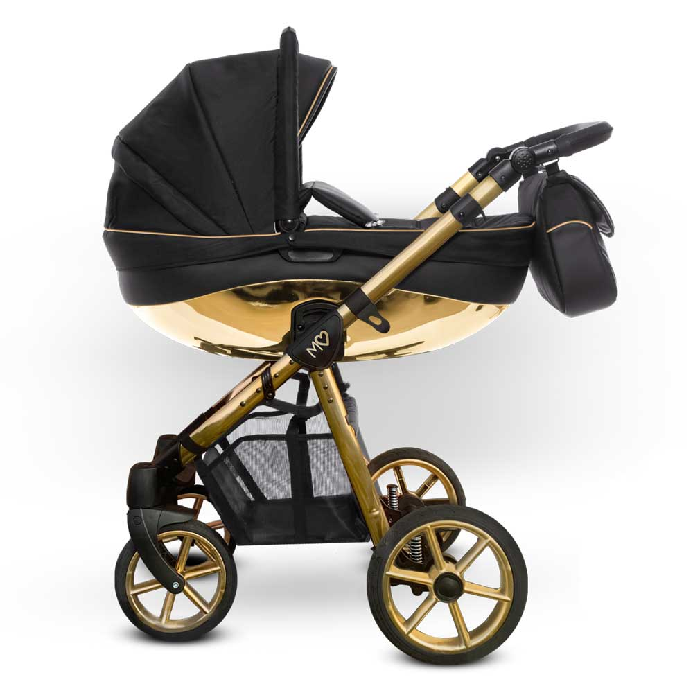 Mommy Glossy barnvagn 01