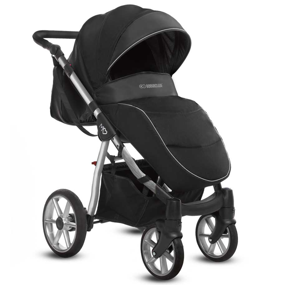 Mommy Glossy barnvagn 03-1