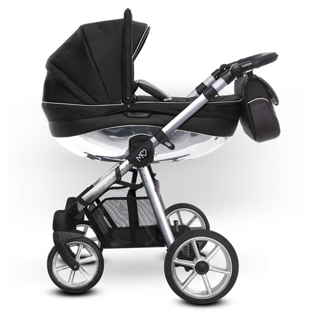 Mommy Glossy barnvagn 03