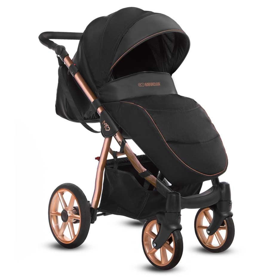 Mommy Glossy barnvagn 02-1