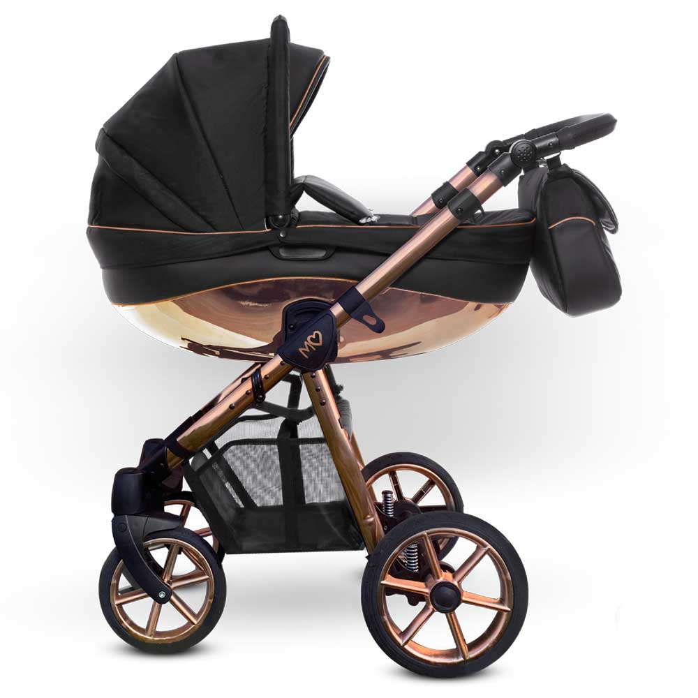 Mommy Glossy barnvagn 02