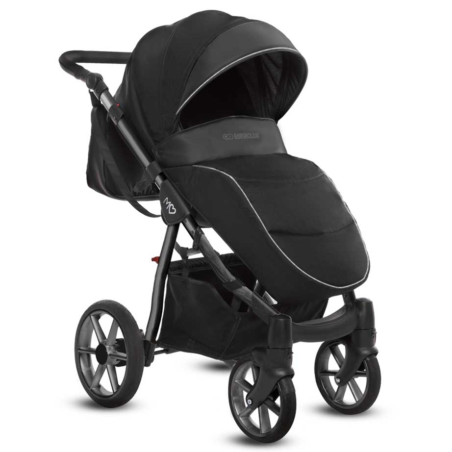 Mommy Glossy barnvagn 04-1