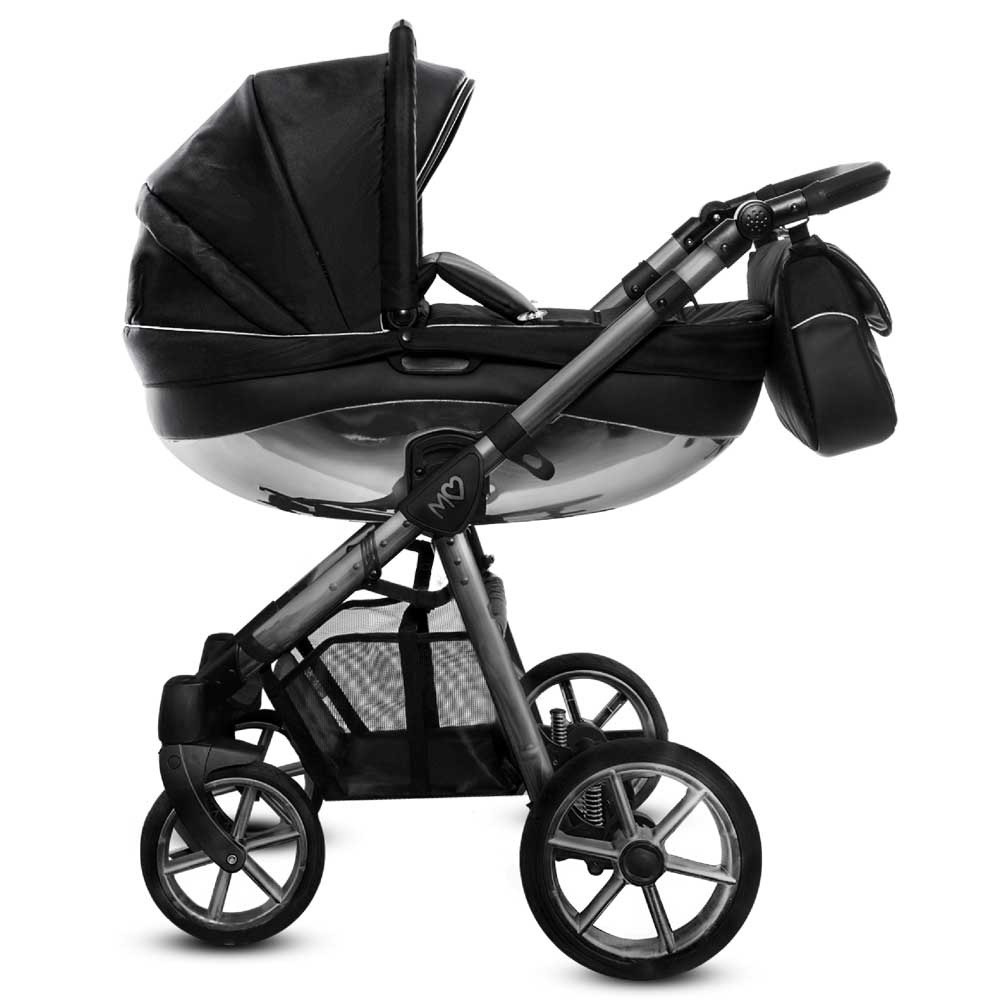 Mommy Glossy barnvagn 04