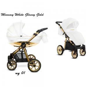 Mommy Glossy White MG-01