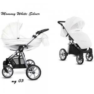 Mommy Glossy White MG-03