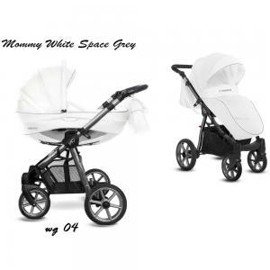 Mommy Glossy White MG-04