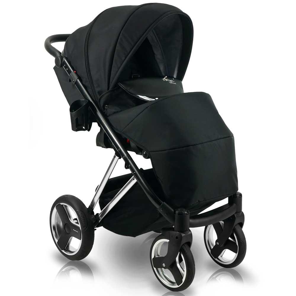 Next Silver barnvagn