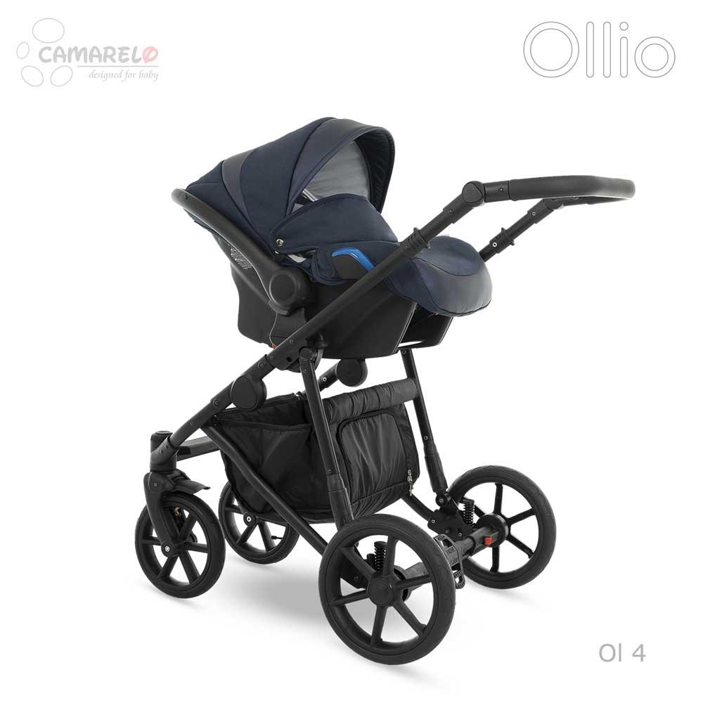 Jet Ollio Babyskydd - 4