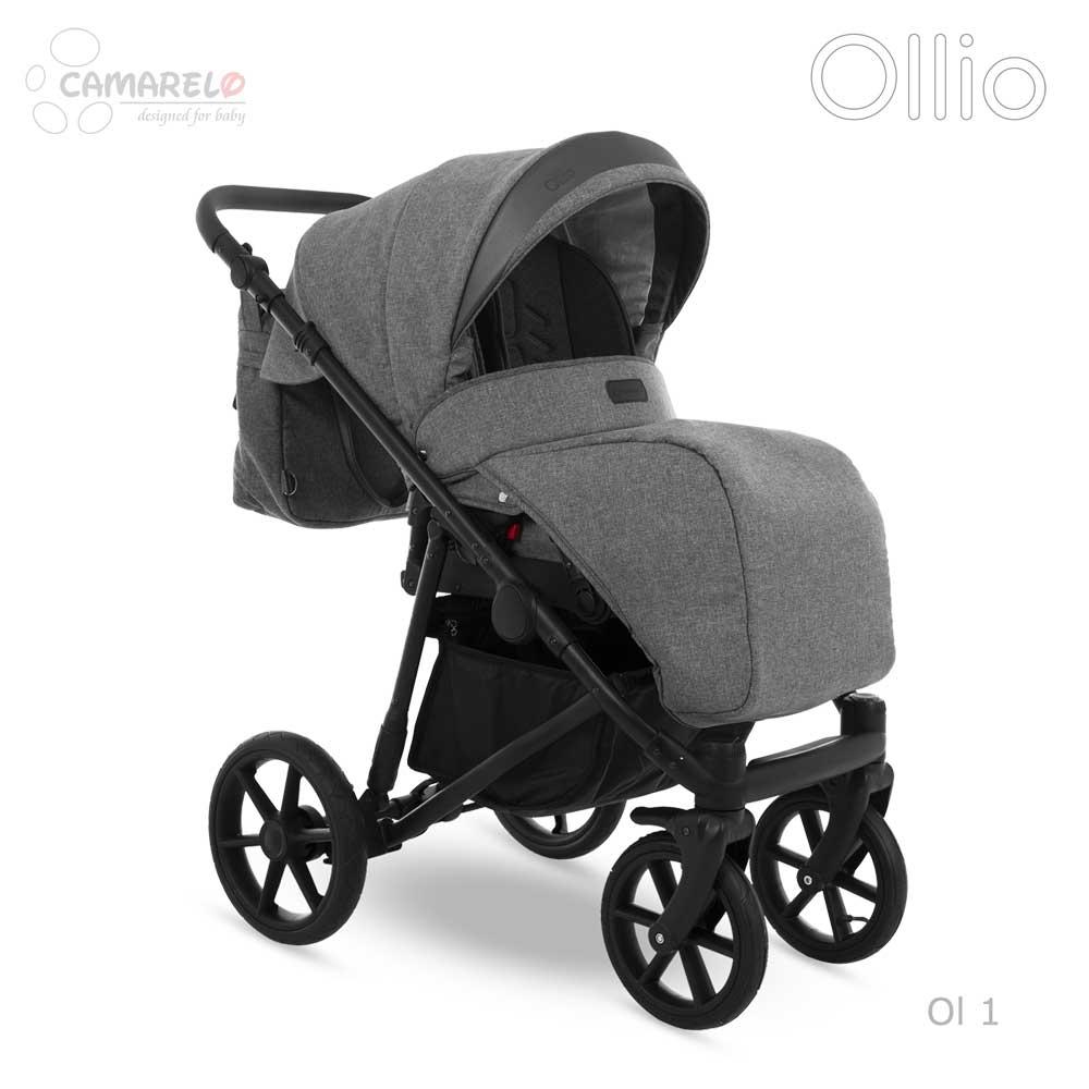 Jet Ollio Barnvagn - 1-4