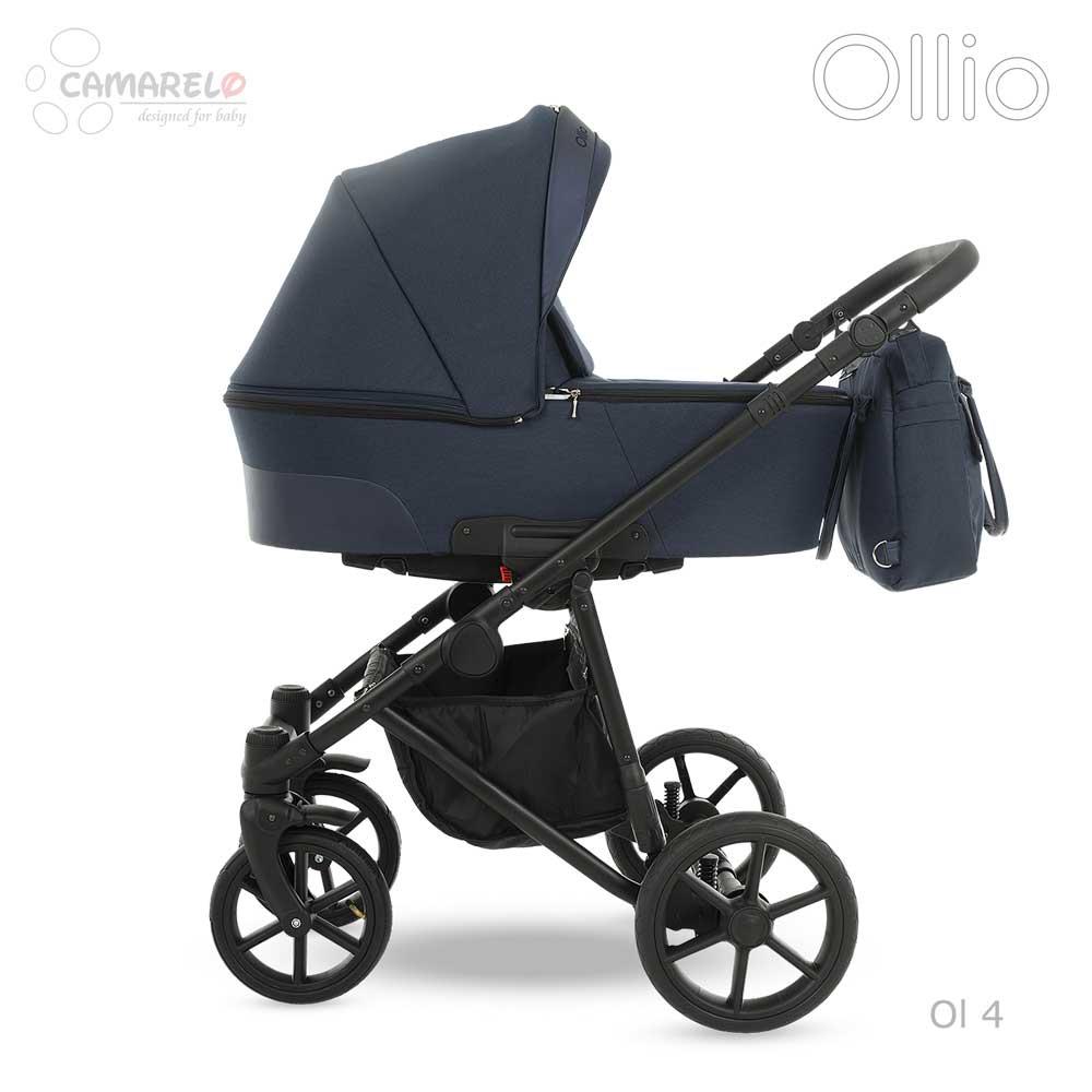 Jet Ollio Barnvagn - 4-01