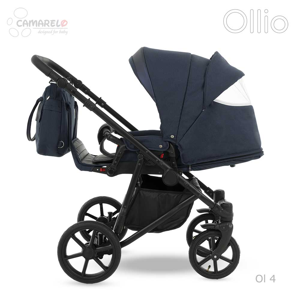 Jet Ollio Barnvagn - 4-06