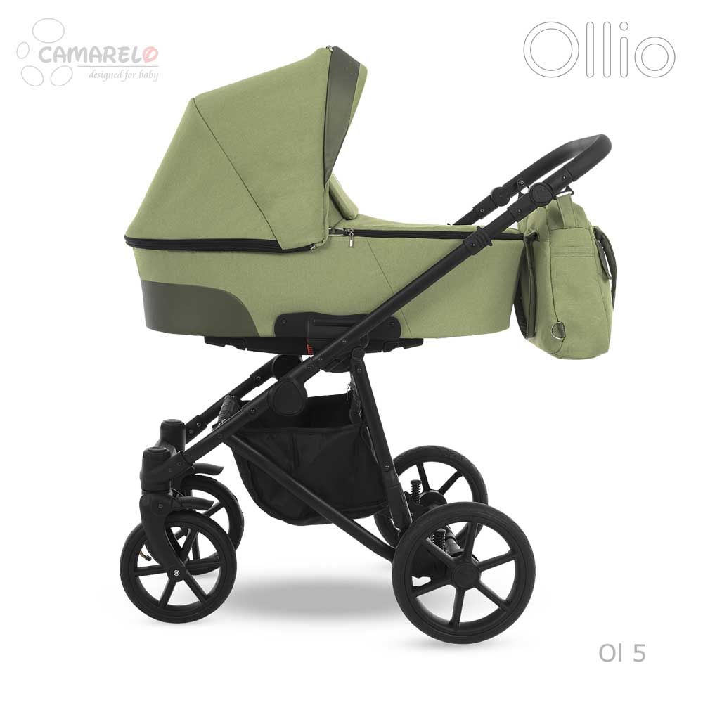 Jet Ollio Barnvagn 05-01