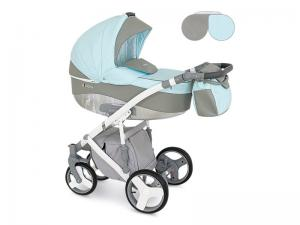 Pireus barnvagn