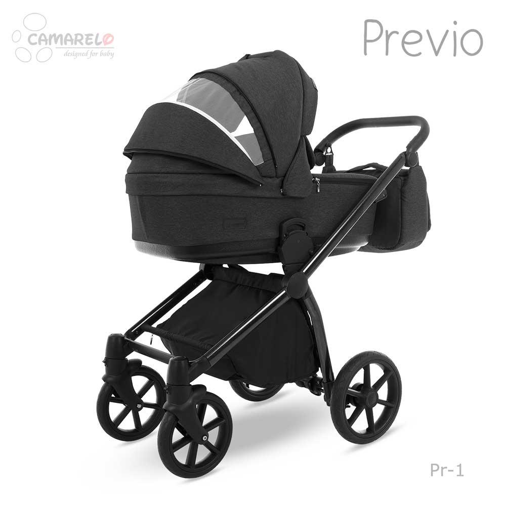Previo barnvagn -1-3