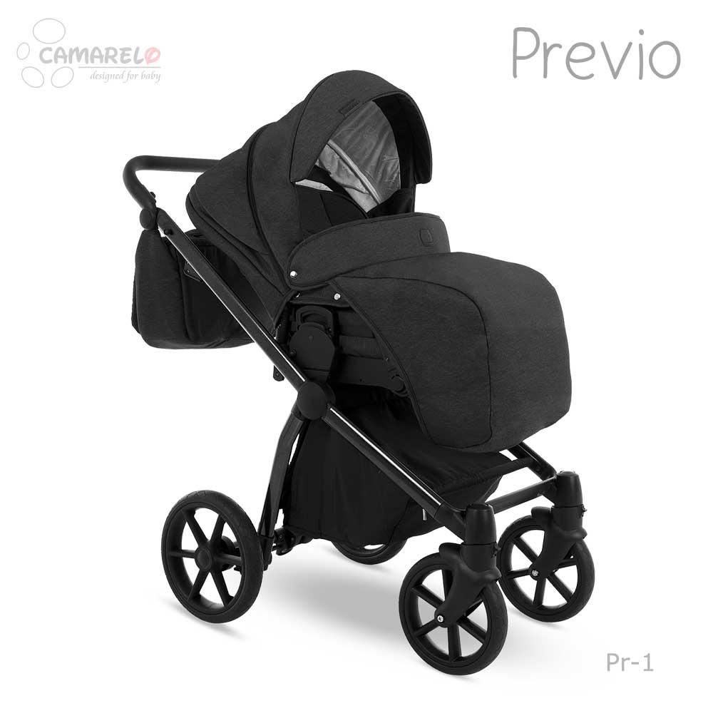 Previo barnvagn -1-4