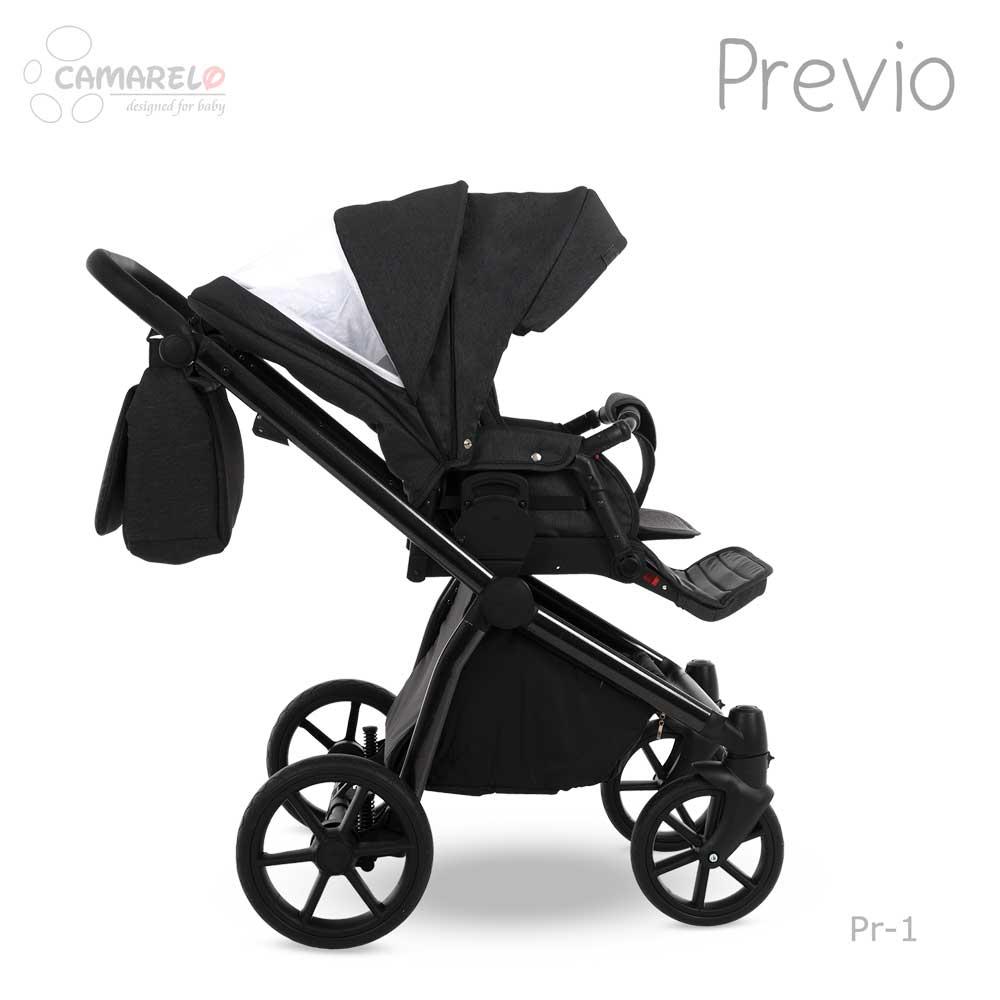 Previo barnvagn -1-6