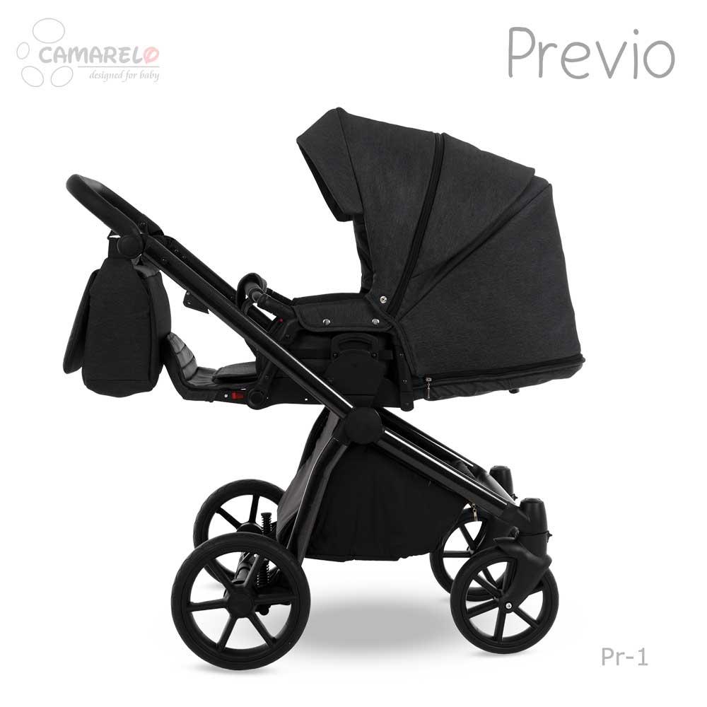 Previo barnvagn -1-7
