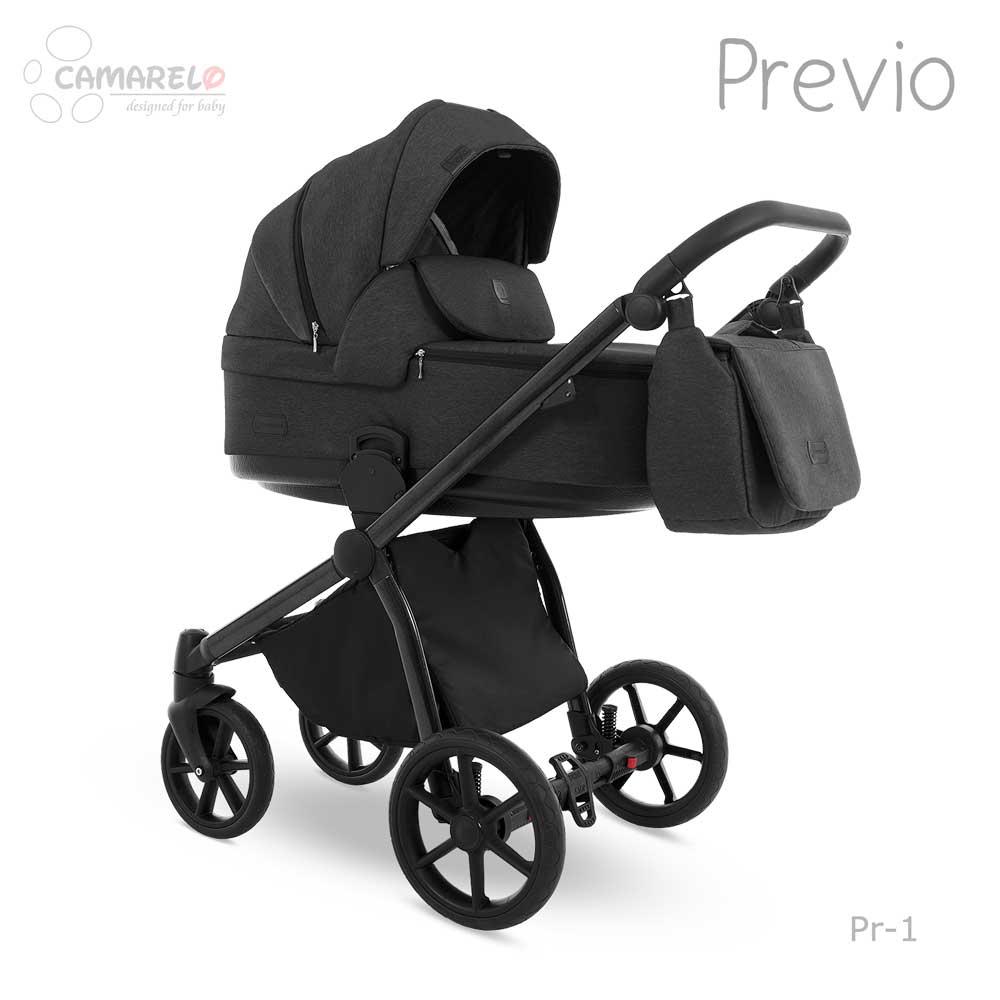 Previo barnvagn -1