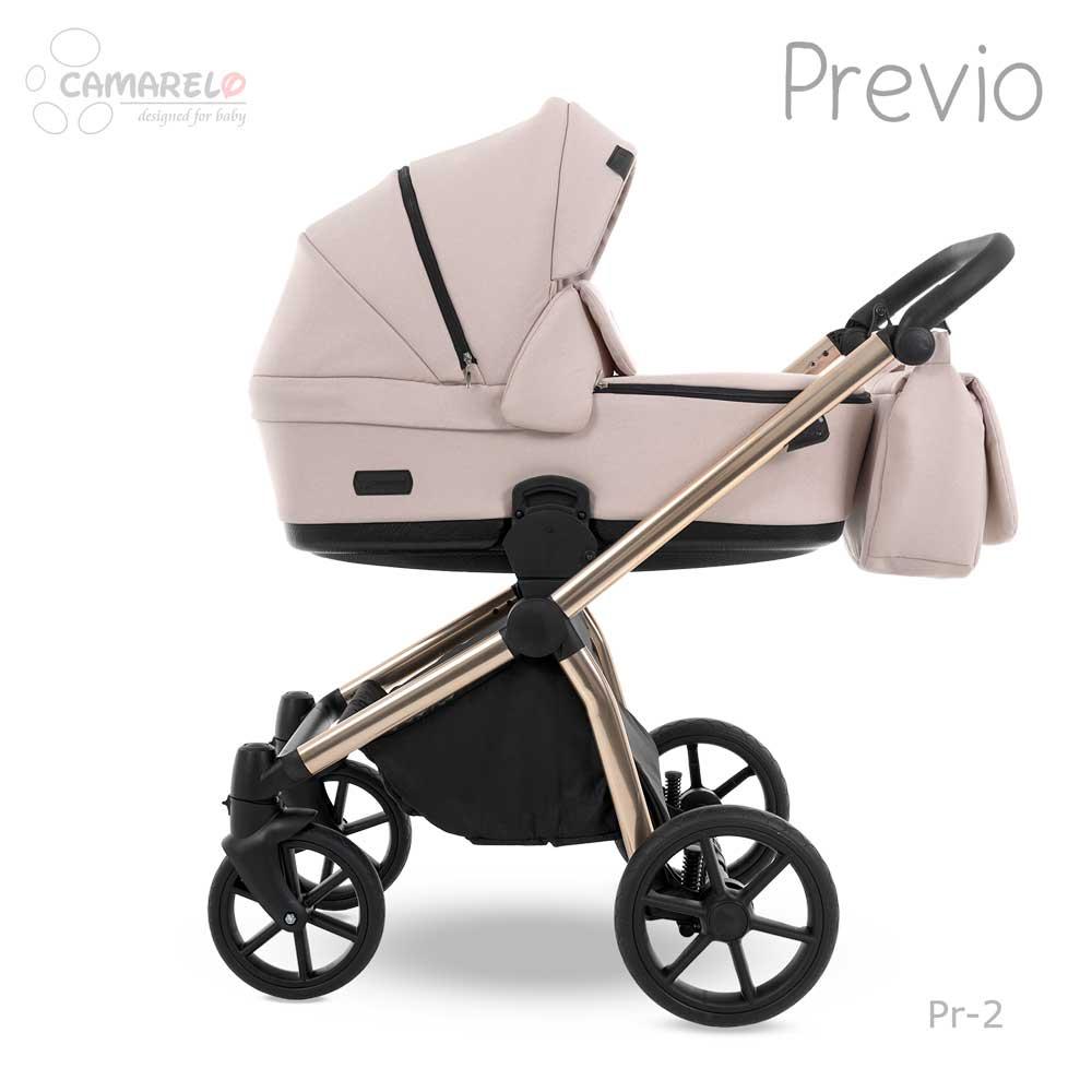 Previo barnvagn -2-1