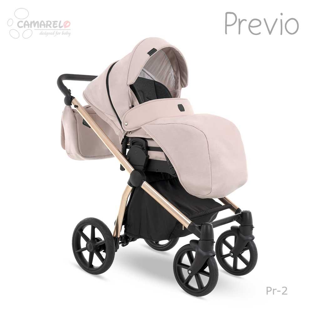 Previo barnvagn -2-3