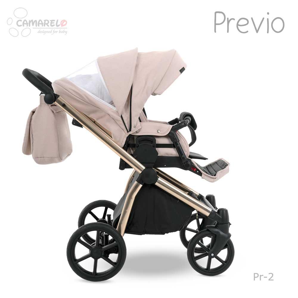Previo barnvagn -2-5