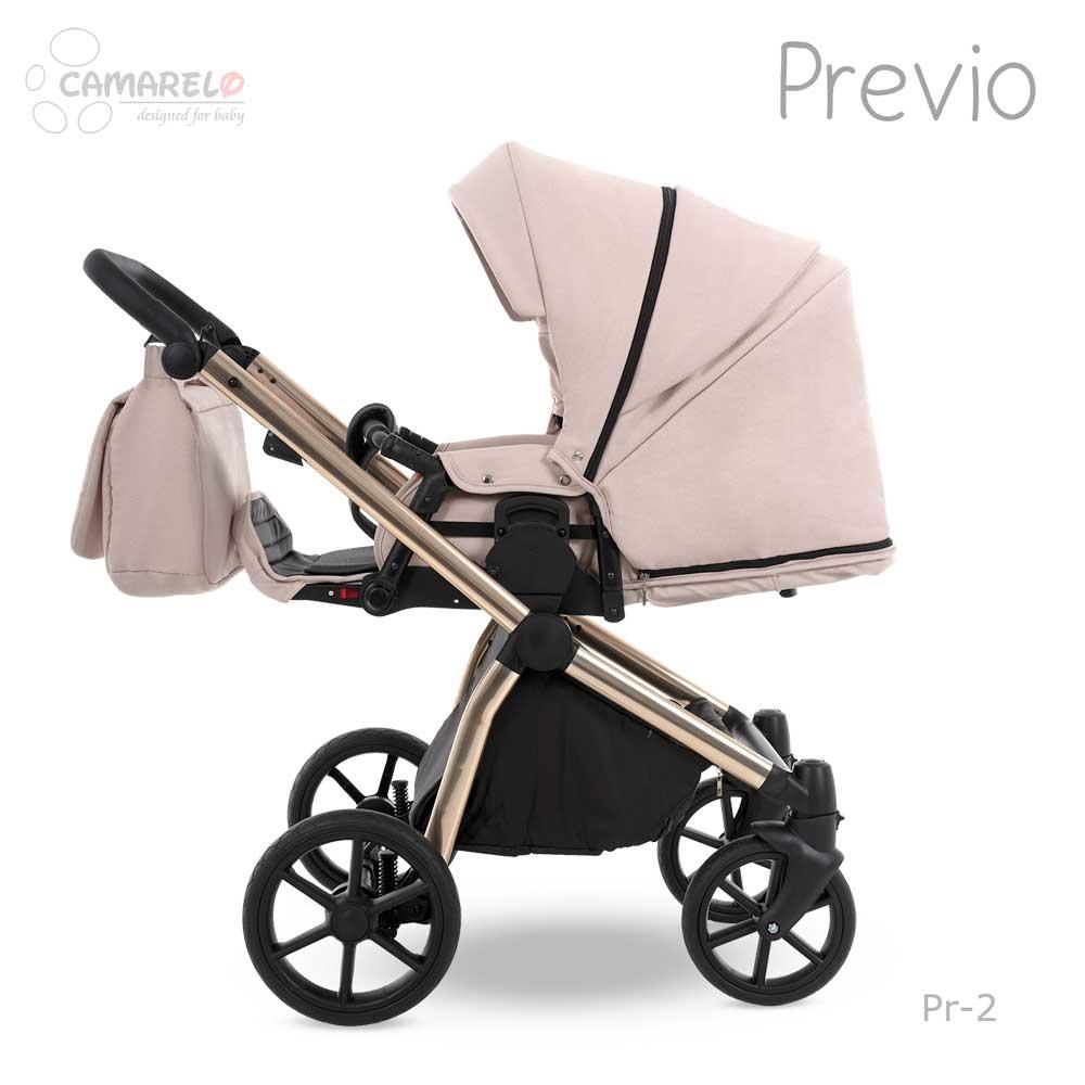 Previo barnvagn -2-6