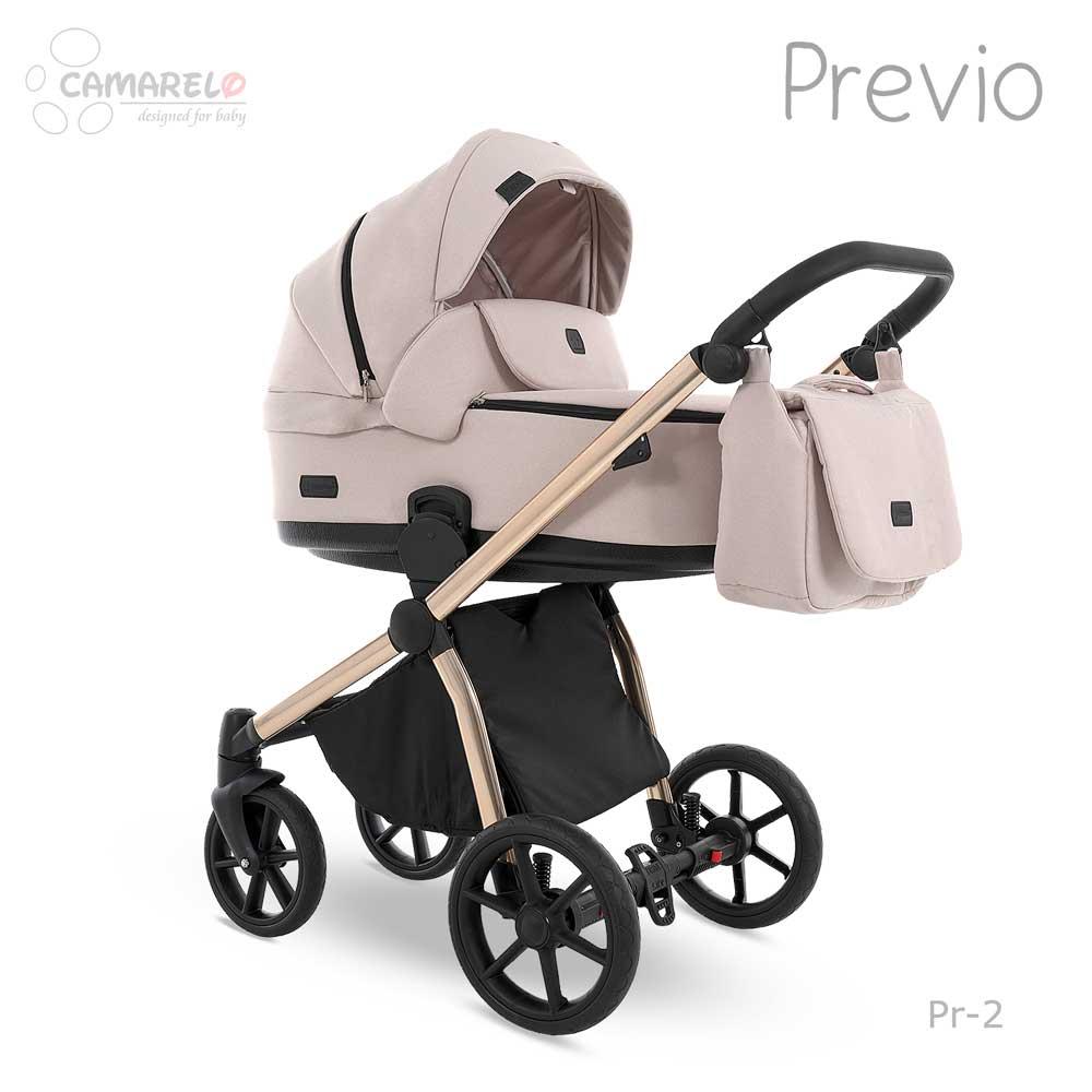 Previo barnvagn -2
