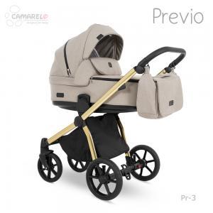 Previo barnvagn 03