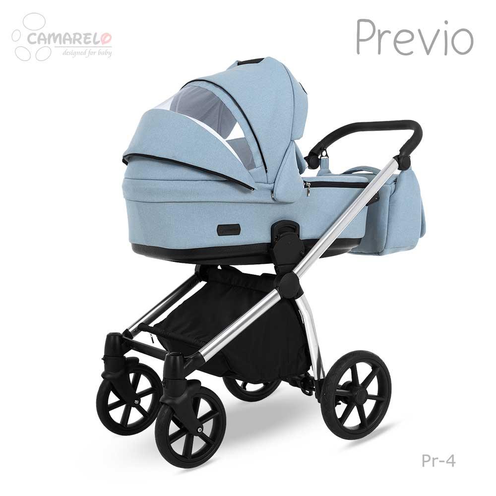 Previo barnvagn - 04-3