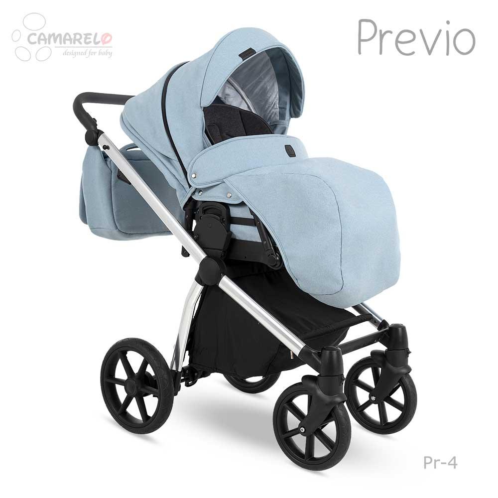 Previo barnvagn - 04-4